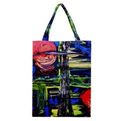 Between Two Moons 1 Classic Tote Bag