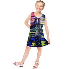 Between Two Moons 1 Kids  Tunic Dress