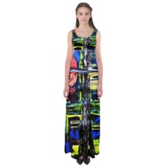Between Two Moons 1 Empire Waist Maxi Dress