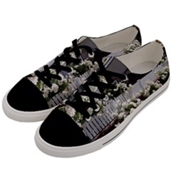 Easter 8 Men s Low Top Canvas Sneakers by bestdesignintheworld
