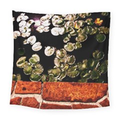 Highland Park 4 Square Tapestry (large) by bestdesignintheworld