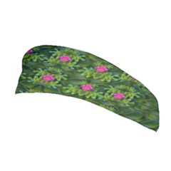 The Most Sacred Lotus Pond With Fantasy Bloom Stretchable Headband