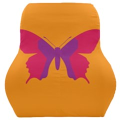 Butterfly Wings Insect Nature Car Seat Back Cushion