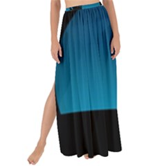 Ship Night Sailing Water Sea Sky Maxi Chiffon Tie Up Sarong