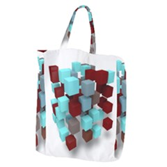 Matrix Network Data Exchange Giant Grocery Tote
