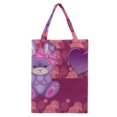 Illustration Love Celebration Classic Tote Bag