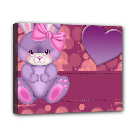 Illustration Love Celebration Canvas 10  X 8  (stretched)