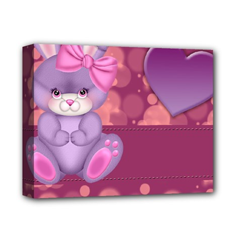 Illustration Love Celebration Deluxe Canvas 14  X 11  (stretched)