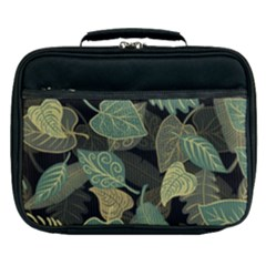 Autumn Fallen Leaves Dried Leaves Lunch Bag