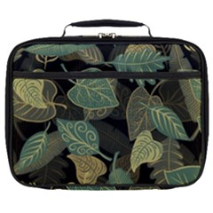 Autumn Fallen Leaves Dried Leaves Full Print Lunch Bag