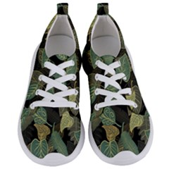 Autumn Fallen Leaves Dried Leaves Women s Lightweight Sports Shoes