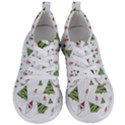 Christmas Santa Claus Decoration Women s Lightweight Sports Shoes View1
