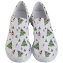 Christmas Santa Claus Decoration Women s Lightweight Slip Ons View1
