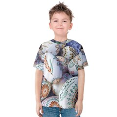 Model Color Traditional Kids  Cotton Tee