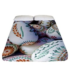 Model Color Traditional Fitted Sheet (Queen Size)