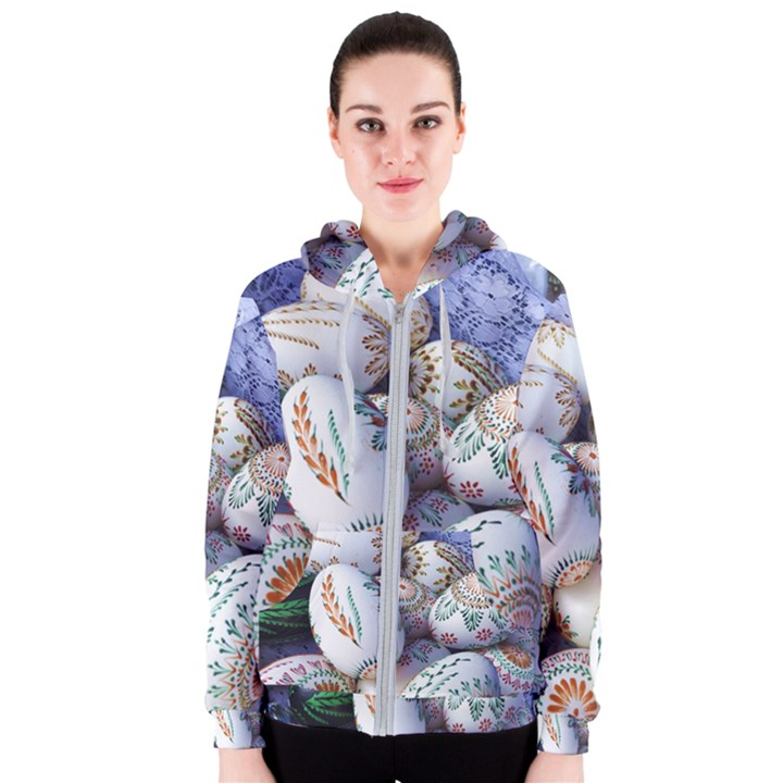 Model Color Traditional Women s Zipper Hoodie