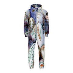 Model Color Traditional Hooded Jumpsuit (kids) by Nexatart