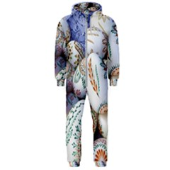 Model Color Traditional Hooded Jumpsuit (men)