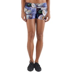 Model Color Traditional Yoga Shorts