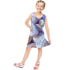 Model Color Traditional Kids  Tunic Dress