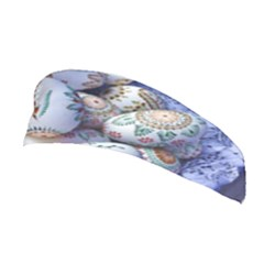 Model Color Traditional Stretchable Headband