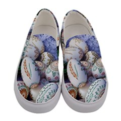 Model Color Traditional Women s Canvas Slip Ons