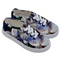Model Color Traditional Kids  Classic Low Top Sneakers View3