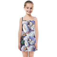 Model Color Traditional Kids Summer Sun Dress