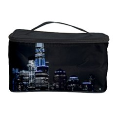 New York Skyline New York City Cosmetic Storage
