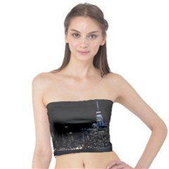 New York Skyline New York City Tube Top