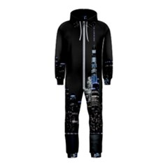 New York Skyline New York City Hooded Jumpsuit (kids)