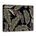 Jungle Leaves Tropical Pattern Deluxe Canvas 24  x 20  (Stretched) View1