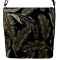 Jungle Leaves Tropical Pattern Removable Flap Cover (S) View1