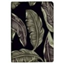 Jungle Leaves Tropical Pattern Apple iPad Pro 12.9   Flip Case View1