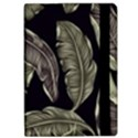 Jungle Leaves Tropical Pattern Apple iPad Pro 12.9   Flip Case View2