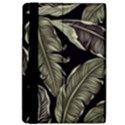 Jungle Leaves Tropical Pattern Apple iPad Pro 12.9   Flip Case View4