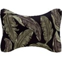 Jungle Leaves Tropical Pattern Seat Head Rest Cushion View1