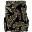 Jungle Leaves Tropical Pattern Car Seat Velour Cushion  View2