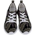 Jungle Leaves Tropical Pattern Women s Lightweight Sports Shoes View1