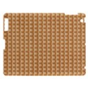 Gingerbread Christmas Apple iPad 3/4 Hardshell Case View1