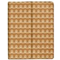 Gingerbread Christmas Apple iPad 3/4 Flip Case View1