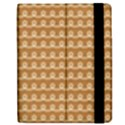 Gingerbread Christmas Apple iPad 3/4 Flip Case View2
