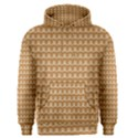 Gingerbread Christmas Men s Pullover Hoodie View1