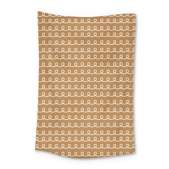 Gingerbread Christmas Small Tapestry