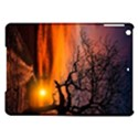 Lonely Tree Sunset Wallpaper iPad Air Hardshell Cases View1