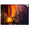 Lonely Tree Sunset Wallpaper Apple iPad Pro 12.9   Hardshell Case View1