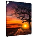 Lonely Tree Sunset Wallpaper Apple iPad Pro 12.9   Hardshell Case View2