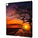 Lonely Tree Sunset Wallpaper Apple iPad Pro 12.9   Hardshell Case View3