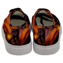 Lonely Tree Sunset Wallpaper Men s Classic Low Top Sneakers View4
