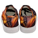 Lonely Tree Sunset Wallpaper Women s Classic Low Top Sneakers View4